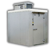 Walk In Cooler Combined Refrigeration